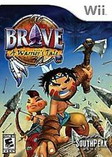 Brave: A Warrior's Tale COMPLETE Nintendo Wii & Wii U **FREE SHIPPING!!