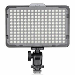 Used to Neewer Video Light 176 LED bulb super bright 5600K digital single-lens