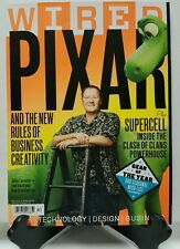 Wired UK Pixar Business Rules Supercell Clash of Clans Dec 2015 FREE SHIPPING JB