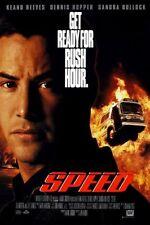 Speed Movie Poster #01 11x17 Mini Poster (28cm x43cm)