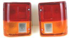 MITSUBISHI PAJERO MONTERO MK1 1982-1991 PAIR REAR TAIL LIGHT LAMP LEFT+RIGHT SET