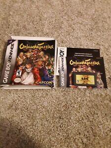 Onimusha Tactics GBA Complete in Box