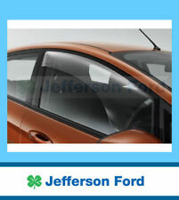 GENUINE NEW FORD FIESTA WS WT WZ FIESTA PAIR BUBBLE LARGE WEATHERSHIELDS