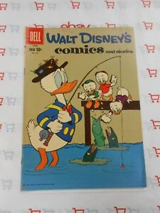 Walt Disney's Comics and Stories #237 (1960, Dell) VG 4.0 Silver Age