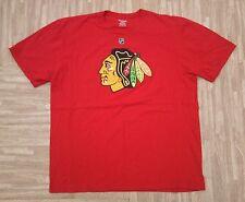 Chicago Blackhawks #88 Patrick Kane Reebok Hockey Shirt ~ Mens 2XL XXL ~ Red NHL