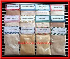 EASY BAKE OVEN Mixes 12 Homemade Cookies & Muffins Assorted Mixes-Ultimate Oven