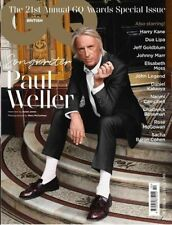 GQ Magazine British October 2018 GQ Awards Special Issue Paul Weller NEW