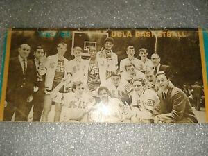1967 -1968   UCLA BASKETBALL MEDIA GUIDE Lew Alcindor aka Kareem