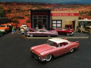 1:64 Hot Wheels Limited Edition 1957 57 Cadillac Eldorado Biarritz Pink Elvis