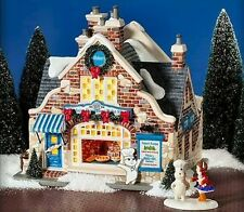 Rare Dept 56 Pillsbury Doughboy Bake Shop