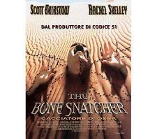 THE BONE SNATCHER - DVD SIGILLATO PAL - RACHEL SHELLEY - SCOTT BAIRSTOW