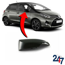 NEW TOYOTA YARIS 2011 - 2018 DOOR WING MIRROR COVER CAP RIGHT O/S 879150D190B1