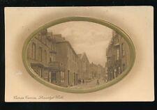 Wales Brecknockshire LLANWRTYD WELLS Victoria Terrace 1911 PPC