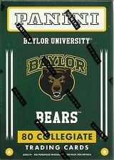 2016 Panini Baylor Bears Collegiate Multi-sport Blaster 2-box Lot