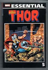 MARVEL ESSENTIALS The Mighty Thor Volume 5 TPB NM