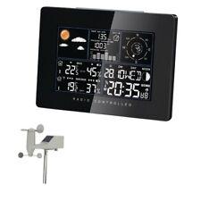 Stazione meteorologica LCD - anemometro - pluviometro - banderuola - energia ...