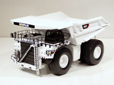 Caterpillar Cat 797F Dump Truck - WHITE - 1/50 Scale DieCast - Norscot #55243