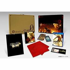 PS4 Final Fantasy Type-0 HD Ultimate Box e-STORE Limited Edition from Japan F/S