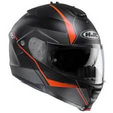 Cascos HJC color principal naranja para conductores
