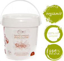 Organic Shea Butter Unrefined Natural 100% Pure & Raw from Ghana 10kg