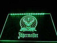 Jagermeister LED Neon Light Sign Bar Pub Decor Club Home Beer Advertise Men Gift