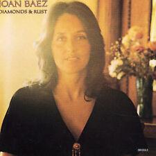 Diamonds & Rust by Joan Baez (CD, Feb-2003, Spectrum Music (UK))