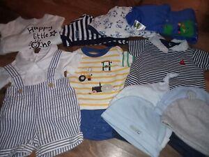 Baby Boy Clothes Bundle Size Newborn/First Size