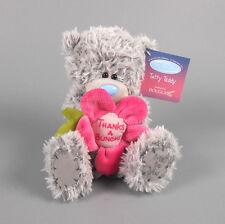 "ME TO YOU 8"" Gray Tatty Teddy Bear Thanks a Bunch Douglas Cuddle Toys"