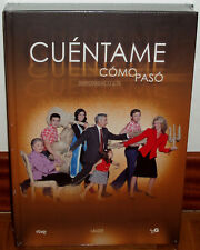 CUENTAME COMO PASO TEMP. 11-12 COMPLETAS 11 DVD+LIBRO NUEVO PRECINTADO SERIES R2