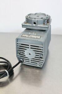 Gast DOA-V191-AA Oilless Diaphragm Vacuum Pump (Pulls Over 27 in Hg Vacuum) 115V