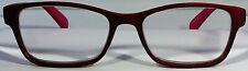 Foster Grant Emilia Magenta 2.50 Reading Glasses W/Soft Case. FREE Ship!