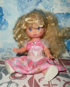 "Cute 7""  Wee Lil Miss Makeup Doll  by Mattel  1988 1990"