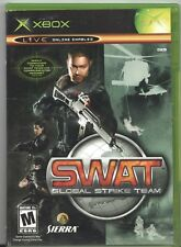 Video Game - MICROSOFT XBOX - SWAT GLOBAL STRIKE TEAM - Disc in Case