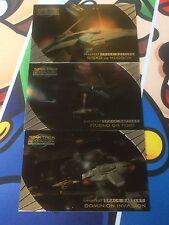 Greatest Space Battles Star Trek Deep Space Nine Skybox Trading 1999 SB2 SB6 SB7