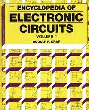 Encyclopedia of Electronic Circuits * Volumes 1 thru 5 * CDROM * PDF * KE3GK
