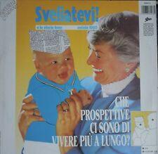 ELIO E LE STORIE TESE - BORN TO BE ABRAMO MAXI 45, PROMO, 1990, ITALY. RARO*****