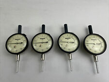 Lot Of 4 Ames Machinists Dial Indicator Gauge 281 0001 Waltham Mass