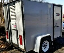 Gt550 Jetheat Heater 750,000 Btu W/ Trailer Ft-200 Diesel Engine