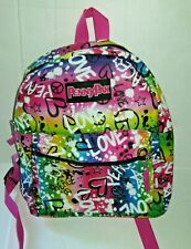 Girl's Small Backpack/Penny Pak from Academy Sports Multi-Colors Hearts Peace