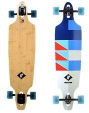Apex Longboard Alley Avenue Promenade mk2 drop through Twin Tip Skateboard Cruis