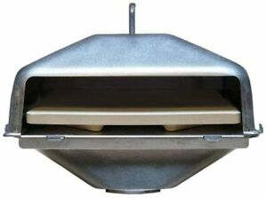 Green Mountain Grills,GMG Davy Crockett Stone Pizza Oven Attachment, GMG-4108