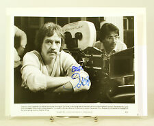John Carpenter Director Signed Autograph  Photo With COA