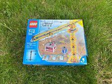 Lego City Set 7905 Building Crane NEW - RARE - UNOPENED