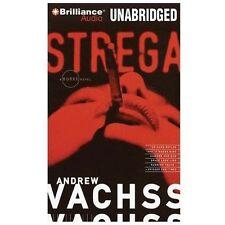 Burke: Strega 2 by Andrew Vachss (2013, MP3 CD, Unabridged)