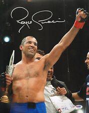 Royce Gracie Signed Pride 11x14 Photo PSA/DNA COA Picture 1 2 3 4 5 60 Auto UFC
