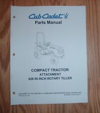 CUB CADET 6000 & 7000 SERIES 629 50 IN ROTARY TILLER PARTS MANUAL