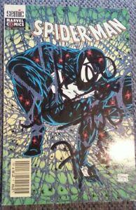 comics SPIDER MAN - SPIDER-MAN Semic N°4