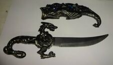 Dragon Knife - collectible knife with slide in case -