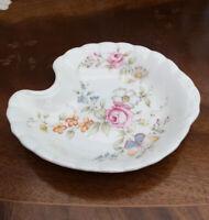 Vintage Floral Trinket/Ring Dish. SOUTHFIELDS Fine Bone China.