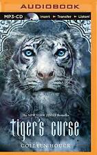 Tiger's Curse by Colleen Houck (CD-Audio, 2015)